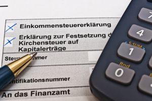 Kirchensteuer Einführung
